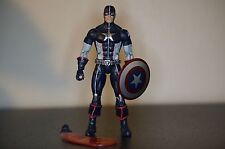 Marvel Legends Avengers Secret War Captain America Civil War rare
