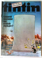 b1)TINTIN n°22 du 2/06/1981 - Pluie d'Orage/ Rork/ Jugurtha