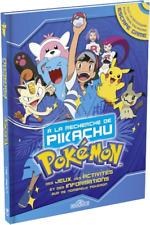 Pokemon - Alla Ricerca da Pikachu - Pokemon Company - Nuovo Lira Escape Ambiente