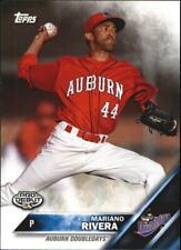 2016 Topps Pro Debut Baseball #105 Mariano Rivera Auburn Doubledays