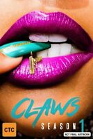 Claws The Complete First Season One 1 DVD NEW Region 4