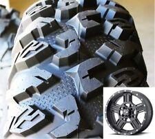 (4) EFX 30-10-14 Moto-Claw ATV/UTV Tires 8 ply pr Radial DOT & MSA Wheels Rims