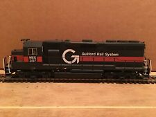 HO Atlas Maine Central Guilford GP40 Powered Diesel Locomotive MEC #307 DCC ONLY