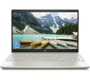 """HP Pavilion 15-CW1598SA 15.6"""" Touchscreen Laptop AMD Ryzen 7 16GB RAM 512GB SSD"""