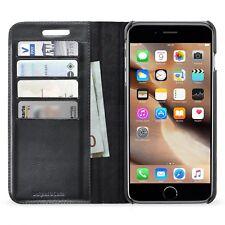 Artwizz Wallet Leder-Etui Tasche Schutzhülle Kartenfächer iPhone 6 6S Plus