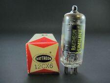 12CX6 - Raytheon Vacuum Tube - *New Old Stock!*