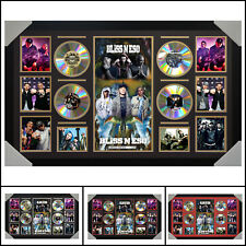 Bliss N Eso 4CD Signed Framed Memorabilia LTD - Large - Multiple Variations