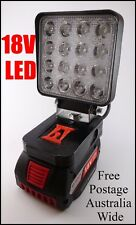 Bosch 18V LED Work Light / Torch / Camping Light Adapt - Innovation Australia