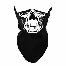 Skull Ski Snowboard Motorcycle Bike Winter Sport Face Mask Neck Warmer Warm