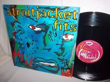 STRAITJACKET FITS-HAIL/SO LONG MARIANNE-AUTOGRAPHED-FN108 NEW ZEALAND NM/VG+ 12""