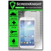 """ScreenKnight Samsung Galaxy Mega 5.8"""" I9150 SCREEN PROTECTOR invisible shield"""