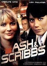 Coffret.4.DVD...ASH et SCRIBBS...Integrale Des Saisons 1 + 2...12 Episodes..NEUF