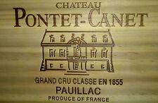 1bt Chateau Pontet Canet 2010 - 100/100 PARKER