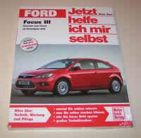 Reparaturanleitung Ford Focus III - ab Modelljahr 2008!