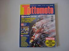 TUTTOMOTO 2/1996 KTM EXC 400/CAGIVA CANYON 600/HONDA XR 400 R/SUZUKI DR 650 SE