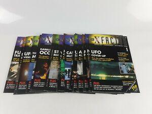 The  X factor magazine Bundle 1-19