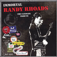 Immortal Randy Rhoads: The Ultimate Tribute 2LP VINYL RECORD SEALED