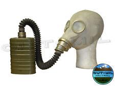 Maschera Antigas M41 Esercito Polacco con filtro, corrugato, borsa portamaschera