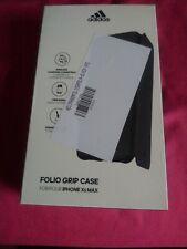 Adidas Folio Sports Grip Case Apple iPhone XS Max