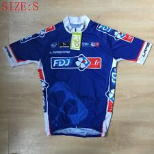 Mens Team Cycling Jersey Racing Clothes Short Sleeve Bike Cycling jerseys Size S