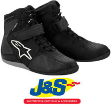 Alpinestars Men's Microfibre Upper Motorcycle Boots
