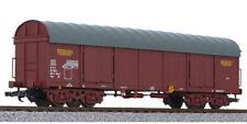 Liliput 235603 offener Güterwagen mit Plane Tas SNCF Epoche IV NEU OVP