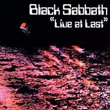 Audio CD Black Sabbath - Live at Last (remastered) 0 Musica Leggera Sanctuary NU