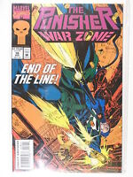 THE PUNISHER WAR ZONE Vol.1 # 18 ( Marvel, US Comic )