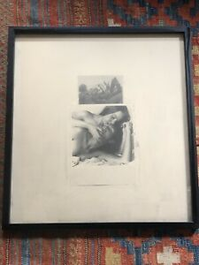 """RICHARD PRINCE """"UNTITLED (PROTEST)"""" UNSIGNED PRINT POSTER"""