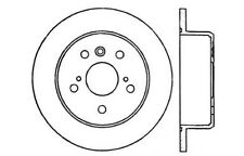 StopTech Sport Drilled Disc fits 2002-2007 Toyota Camry Solara Avalon  STOPTECH