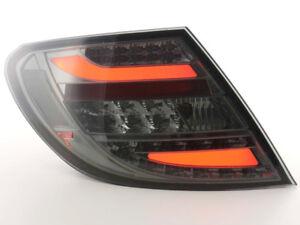 Fanali Fari  LED Mercedes classe C W204 >07-11 nero