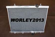 Aluminum radiator for PEUGEOT 206 GTI RC 180 2.0L 1999-2008