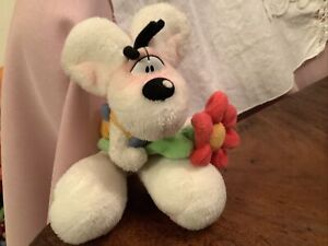 DIDDL  MOUSE COLLECTABLE SOFT TOY PLUSH BY THOMAS GOLETZ VINTAGE