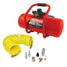 Craftsman 3 Gallon Oil-Free Portable Air Compressor with 7 Piece Accessory Kit