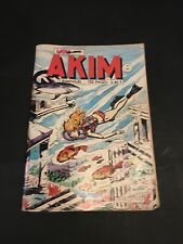 Petit Format - Akim n°457 - Mon Journal - BD1