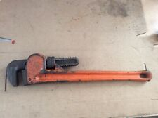 """18"""" Heavy Duty Leader Type Pipe Wrench"""