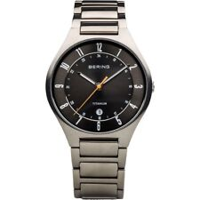 Bering Men's Wristwatch Titan Ultra Slim - 11739-772-1Titan