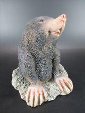 Maulwurf Tierfigur Poly Animal Figur 17 cm,Neu !!,Mole