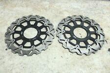 00 Honda CBR 900 929 RR CBR929 CBR929RR aftermarket front brake rotors disks