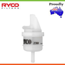New * Ryco * Fuel Filter For DAIHATSU CHARADE G11 1L 3Cyl 4/1983 -2/1985