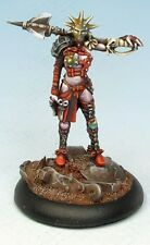 Taban Miniatures Alena Wearing Brigandine Body Armour