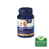Capelli, Unghie, Pelle 60 Compresse - Optima Naturals