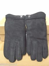 Ugg Tenney Black Women Gloves US Size M