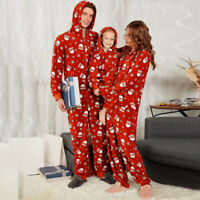 Parent-child Outfit Christmas Jumpsuit Homewear Womens Living Clothes Rompers