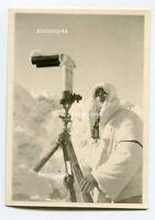 Foto Russland Scherenfernrohr Optik Wintertag Camo HPD3431