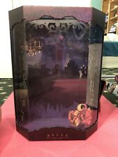 Belle Midnight Masquerade Disney Store Designer Doll Box Limited Edition
