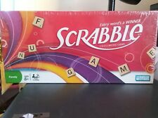 Scrabble Crossword Game  2008 Family Game Night Sealed New
