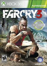 Far Cry 3 (X360) Xbox One New Xbox 360, Xbox 360