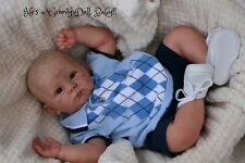 """A GROOVY DOLL, BABY!"" REBORN BABY BOY CONNOLY ARCELLO*LTD ED*GORGEOUS!!"