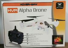 New Hover-Way 2.4 GHZ Alpha Drone with 480P Camera & 8 GB SD Card Blue C1-C2